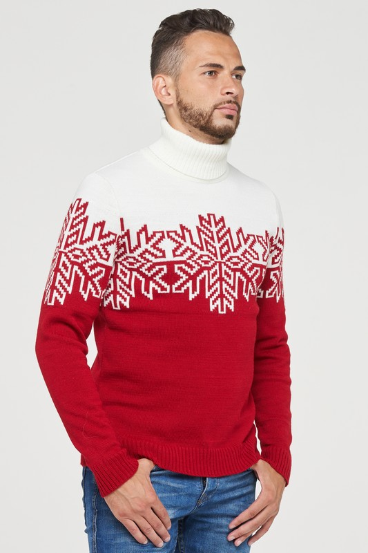 купить новогодний свитер мужской