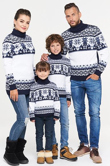 0adb7882756a Снежный калейдоскоп одинаковая одежда в стиле family look: Снежный  калейдоскоп
