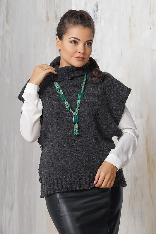 амшик отметил, вязаные женские свитера и жилеты с фото болячки приобрела